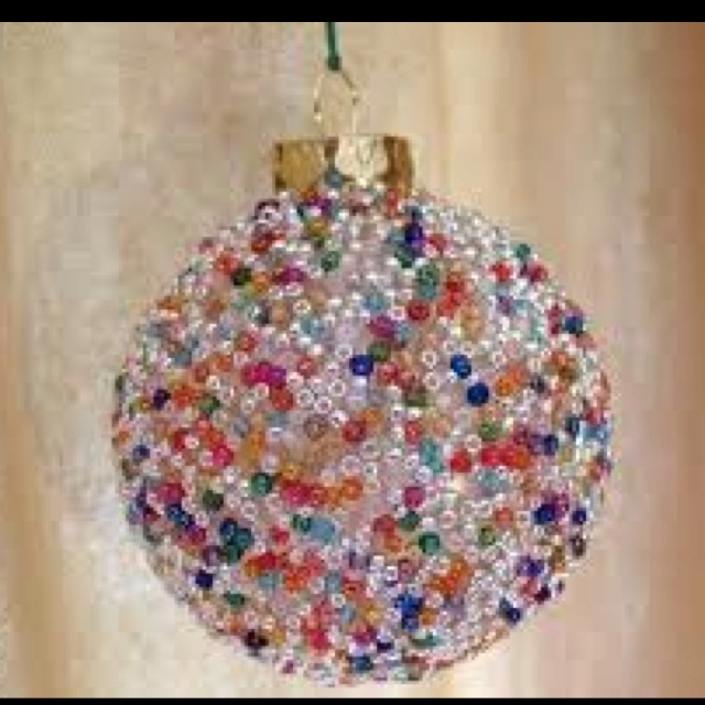 129 best Christmas Ideas Ball Ornaments images on Pinterest ...