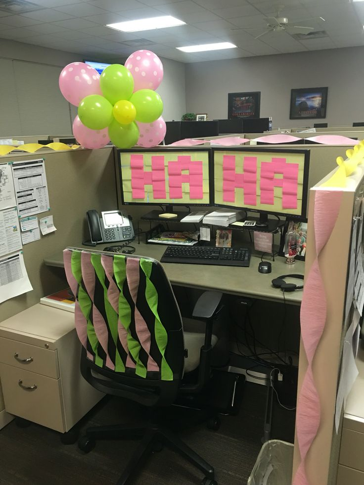 Best 25+ Office birthday ideas on Pinterest   Office ...