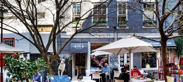 Cafe Mozart - Cape Town