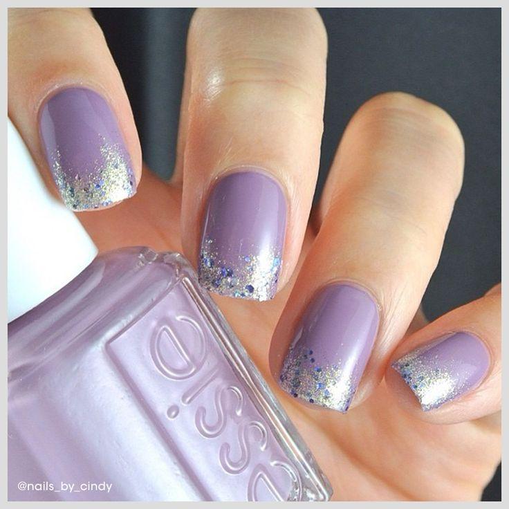 Lilac Nail Color: Best 25+ Lavender Nails Ideas On Pinterest