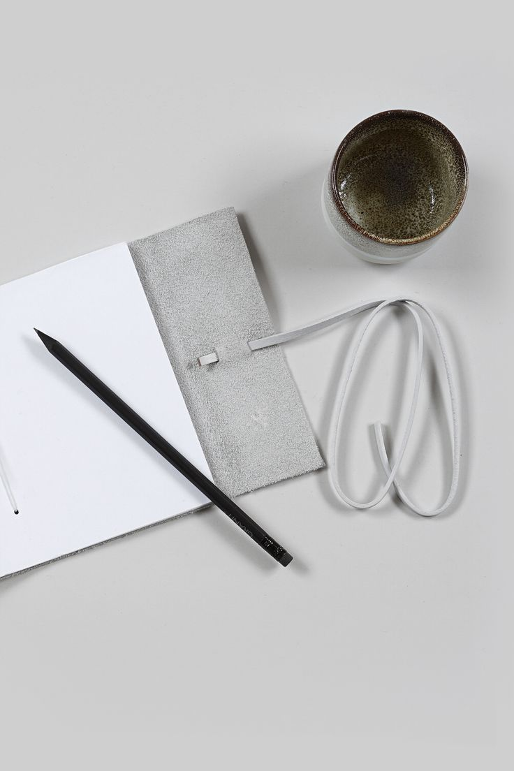 DIY: leather notebook | MyDubio