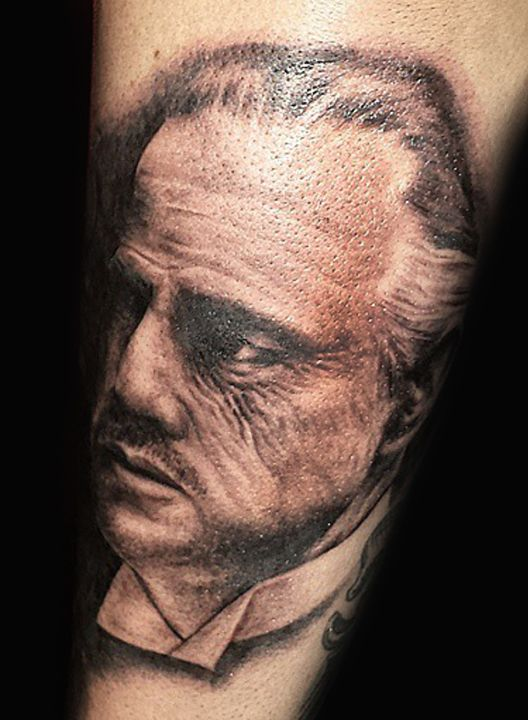 Best 25 black and gray tattoos ideas on pinterest arm for Scottsdale harley davidson tattoo