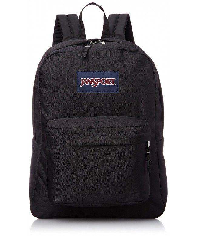 T501 Superbreak Backpack – Black – CI1118RDRHJ – Backpacks