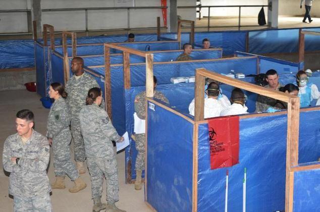 ओबामा ने इबोला की रोकथाम के लिए पश्चिम अफ्रीका में तैनात सैन्यकर्मियों की वापसी के आदेश दिए