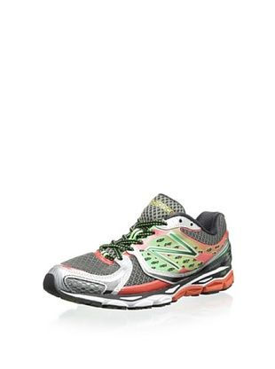 43% OFF New Balance Men's M1080v3 Neutral Running Shoe (Red/Green)
