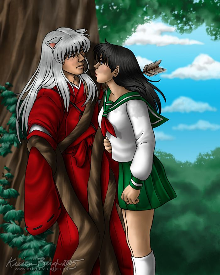 193 Best Images About Inuyasha On Pinterest: 153 Best Images About Inuyasha & Kagome On Pinterest