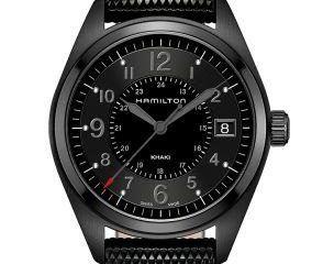 Reloj Hamilton Khaki Field Quarts modelo H68401735 http://blgs.co/G78eJ5