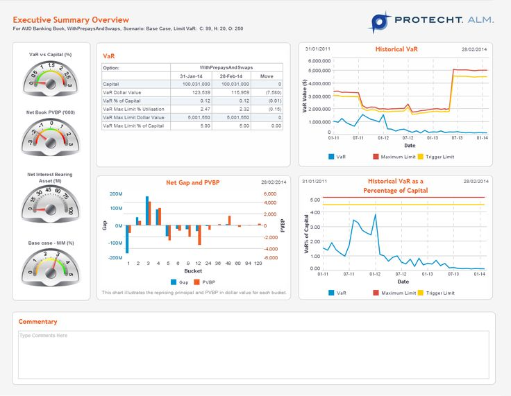 Asset & Liability and Treasury Management Software | Protecht