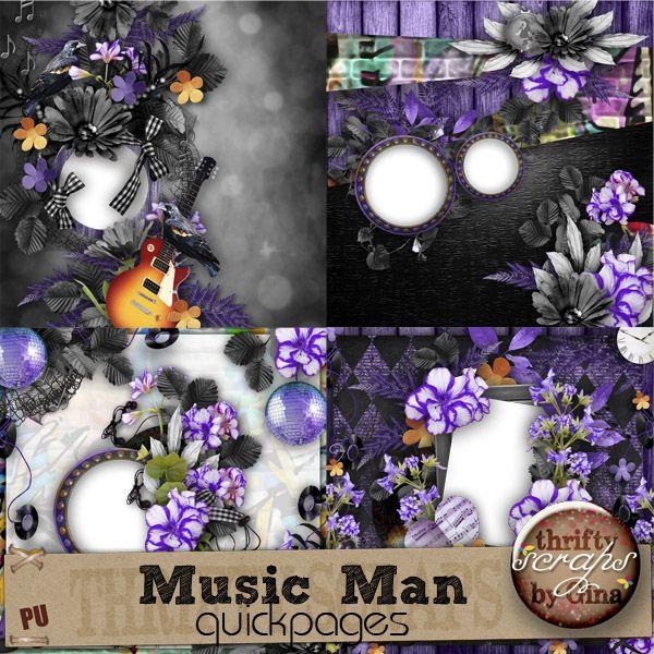 Music Man - QP
