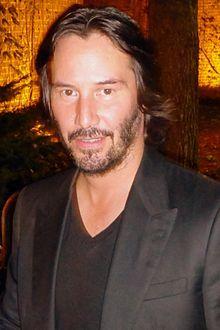 2013 - Keanu Reeves