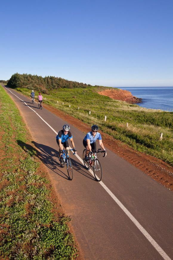 The Best Bike Rides In Canada You Can Do In A Day Bike Ride