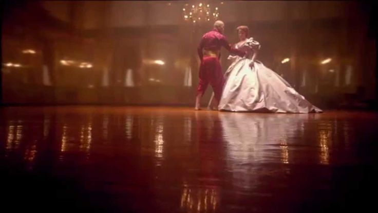 Kelli O'Hara and Ken Watanabe in THE KING AND I