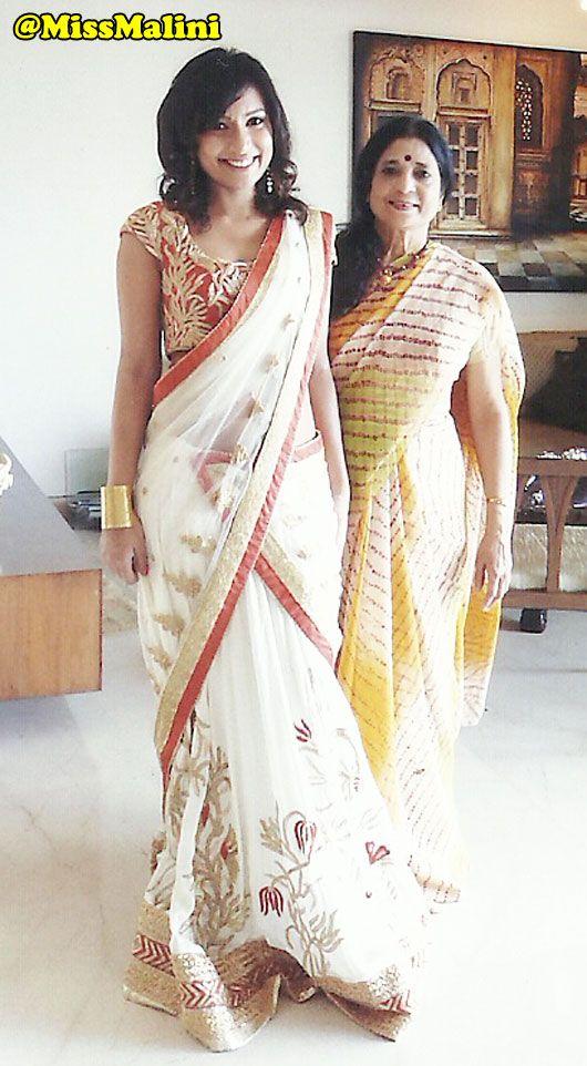 Learn how to wear a saree like a Bollywood celebrity! Celebrity stylist Kalpana Shah shows us how she drapes Katrina Kaif, Kareena Kapoor & Sonam Kapoor