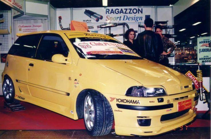 Motor Show di Bologna - Fiat Punto 1.6 Turbo 250 HP - Storia