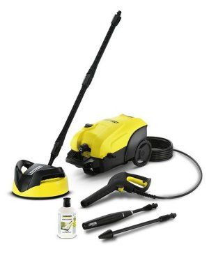 Karcher K 4 Compact Home - http://www.hall-fast.com/industrial-commercial-equipment/janitorial-equipment/professional-cleaning-solutions/karcher-high-pressure-cleaners/karcher-cold-water-high-pressure-cleaners/k-4-compact-home/