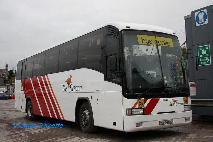 Bus Eireann MH20 (99D58104)