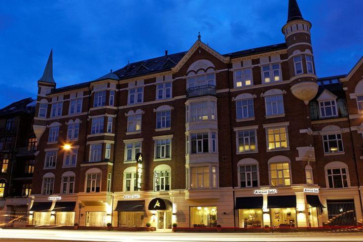 White Line Hotels - Avenue Hotel - Copenhagen, Denmark
