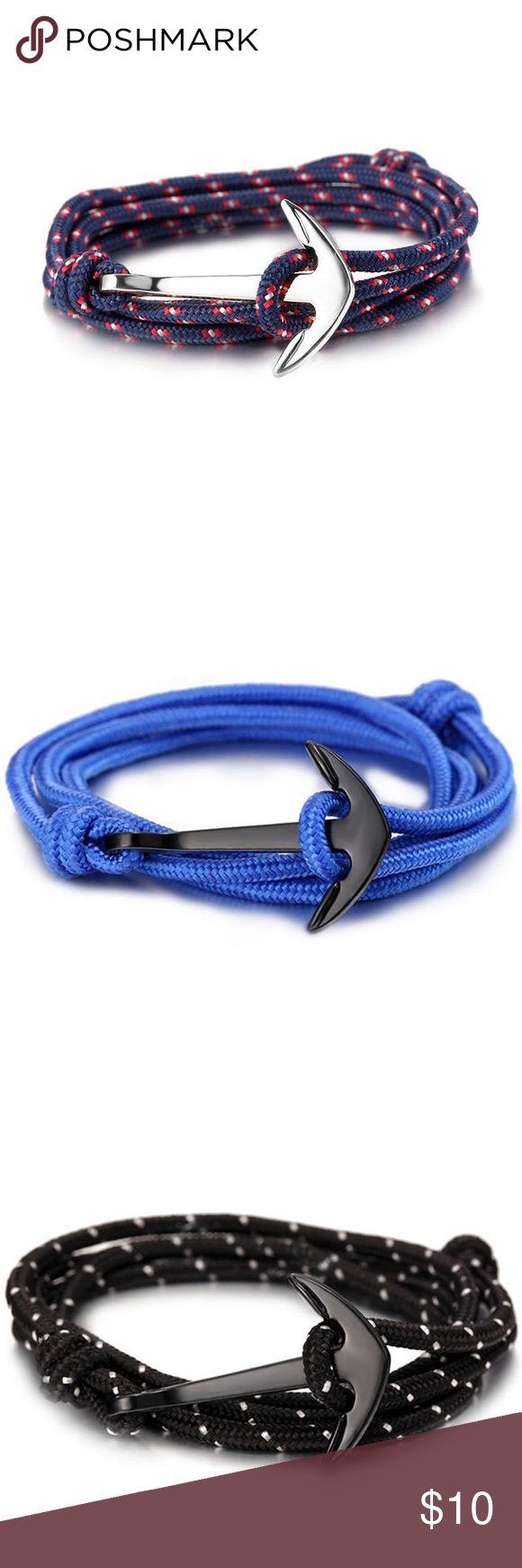 Anchor Bracelet Anchor Bracelet for Men and Women Jewelry Bracelets