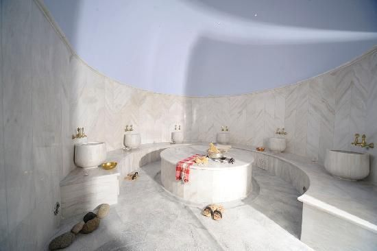 Hammam Baths: Hot room   Gotta check it out when I'm in Athens