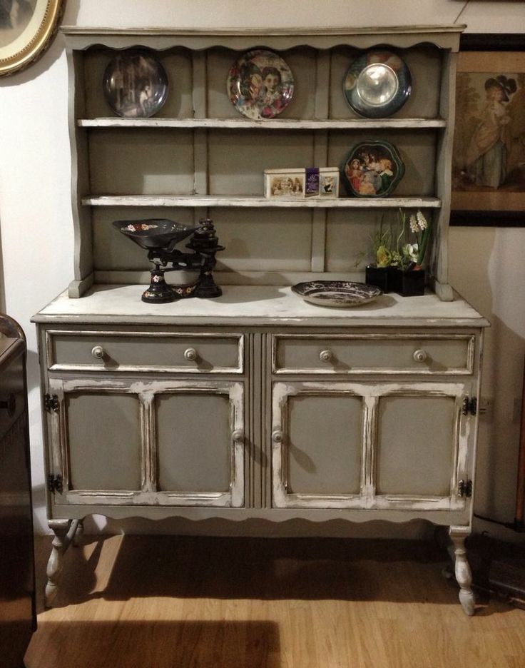 Best Sideboards Images On Pinterest Painted Furniture Retro - 6 beautiful diy shabby chic dressers and sideboards