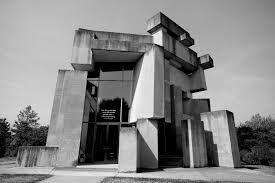 wotruba church, 1976