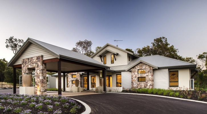 The Quedjinup - Display Homes - WA Country Builders