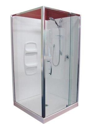 NZ Glass is installing latest Glass Shower Enclosure to valued patrons in New Zealand.