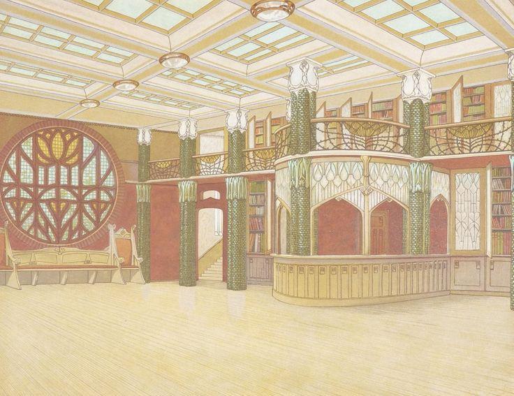 Inv. Patten Wilson, London | Julius Hoffmann Verlag | 1903 | Schola Graphidis Art Collection, Hungarian University Of Fine Arts - High School Of Visual Arts, Budapest | CC BY-SA