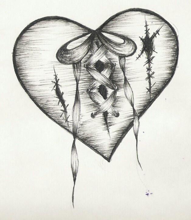 Hay corazones rotos que se pueden arreh