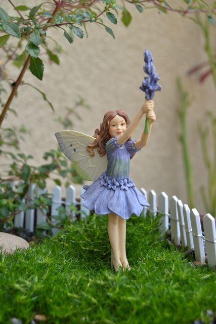 Cicely Mary Barker Flower Fairy Lavender.  $17.99 Fairy