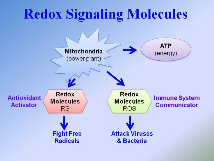 Image result for Redox Signalling Water