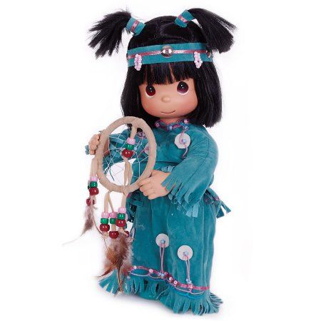 Precious Moments Dolls by The Doll Maker 1 Ten Little Indians Linda Rick