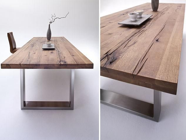 1000+ images about esstisch on pinterest | mesas, solid wood table, Esstisch ideennn