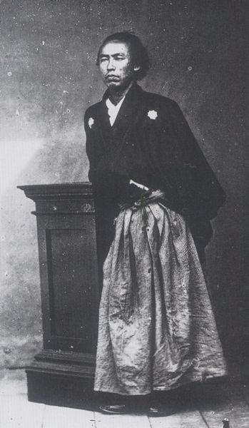 Sakamoto Ryōma (January 3, 1836 – December 10, 1867) was a leader of the…