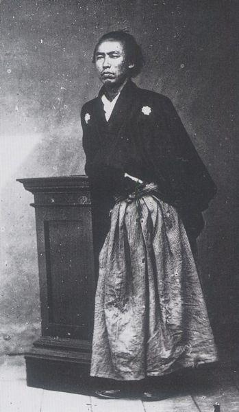 坂本竜馬(武士) Sakamoto Ryoma (samurai)