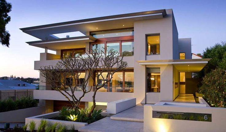 Australian builder Giorgi Exclusive Homes is a recognized firm based in Perth. Their contemporary houses are designed to take advantage of natural light and ventilation, and the living spaces usually offer privacy and comfort between different zones. Every design has a characteristic sense of elegance and sophistication.