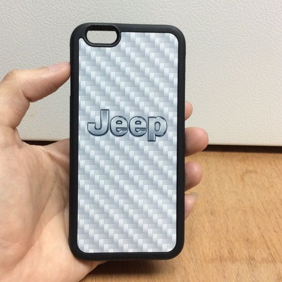 Jeep car iPhone 6 6S rubber case Price is Firm for 1  2 cases for $25 3 case for $36 o I have all teams available from NFL , MLB , NBA , hockey , soccer .please let me know . I have it Available. iPhone 6/6S , iPhone 6 Plus/6S plus , IPhone SE/ 5/5S , iPhone 5C , iPhone 4/4S , IPod Touch 5. Samsung Galaxy Note 5 , Note 4 , Note 3 , Note 2 N7100 , Samsung note Edge  Samsung Galaxy S7, S7 Edge , S6 , S6 Edge , S6 Edge Plus , Galaxy S5 , S4 , S3 Htc One M9 , M8  Sony Xperia Z4 , Z3 , Z2  LG G4…