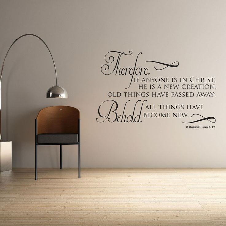 25 best ideas about christian wall decals on pinterest for Biblical wall decals ideas