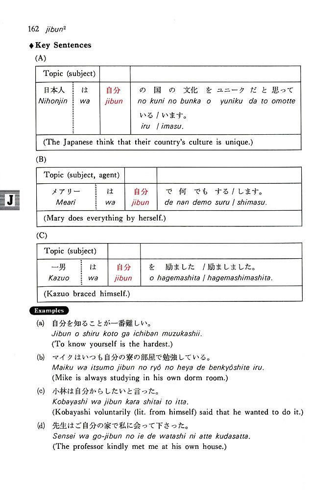 Japanese Dictionary - Learn a Language | Free Online ...