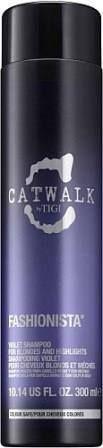 TIGI Catwalk Fashionista Violet Shampoo 10.14 oz
