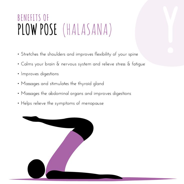Hal = plow, Asana = posture or pose.  The plow is used in Indian agriculture to prepare the soil for sowing crops. Like its namesake, this pose prepares the 'field' of the body and mind for deep rejuvenation. #yogibenefits