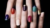 Vista previa del artículo Decoraciones de uñas: manicura francesa inversa para otoño invierno 2012-2013 1