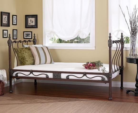 amherst full bed iron beds wesley allen headboard 45 12