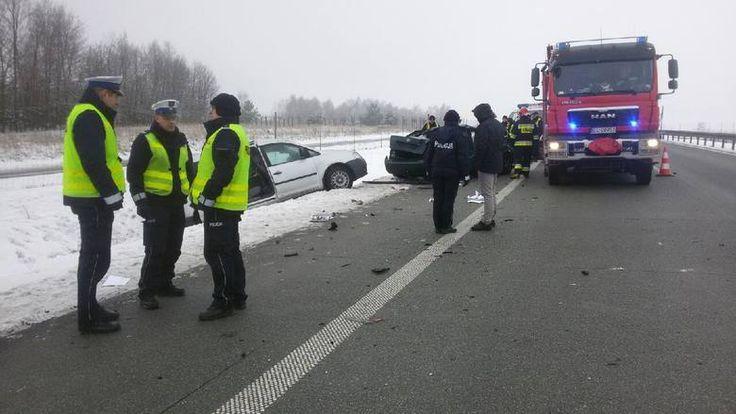 Śmiertelny wypadek na S8 koło Skierniewic. Zginął poseł Rafał Wójcikowski