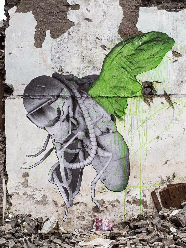 Artist: #Ludo - More art @ www.streetart.nl