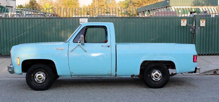 1973 Chevrolet C 10 Shortbed
