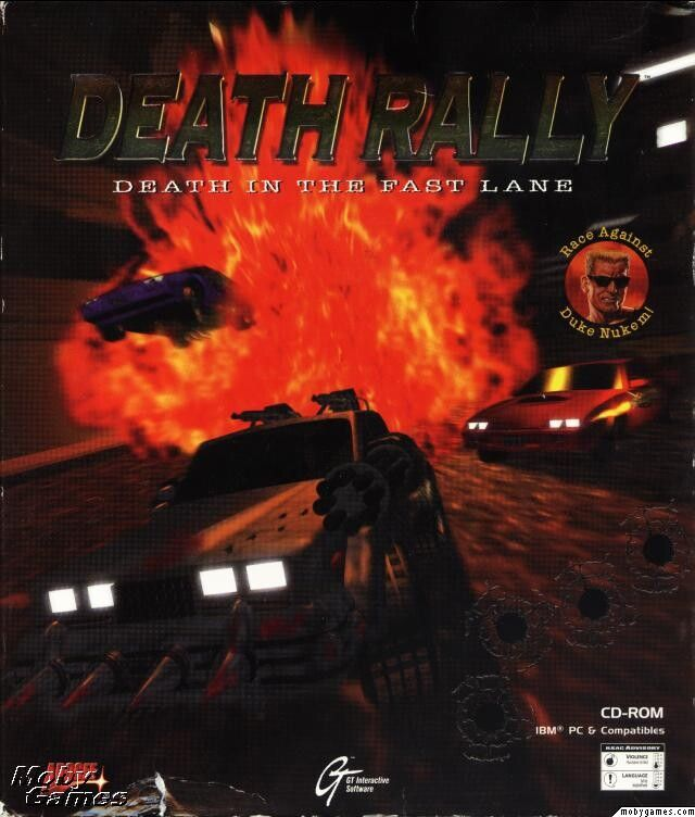 DEATH RALLY (APOGEE) +1Clk Windows 10 8 7 Vista XP Install