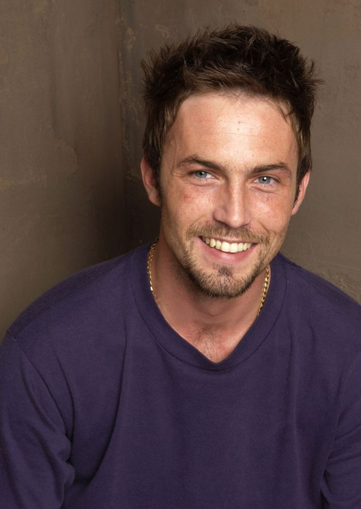 desmond harrington Faves: Dexter (plays Quinn), Wrong Turn, and Love Object