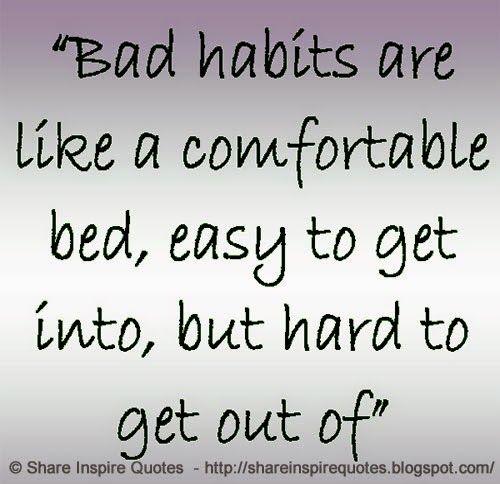 how to fix bad sleeping habits