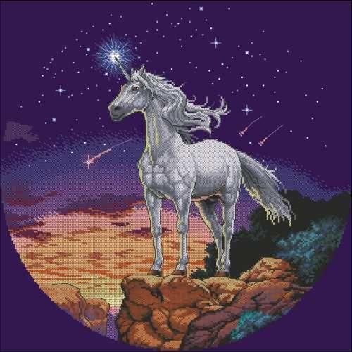 Скачать схему - Сказочные персонажи (мифические существа)